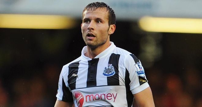 Yohan Cabaye: Delighted to score against Sunderland