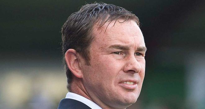 Derek Adams: Ross County manager plans to sell players in January to fund new signings