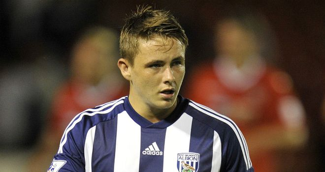 Scott Allan: West Brom midfielder hopes to go out on loan after a move to Crystal Palace didn't materialise