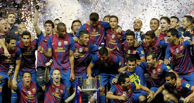 Barcelona: Favourites to claim Europe&#39;s top club prize in 2013