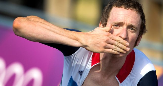 Just golden: Wiggins takes his fourth career gold