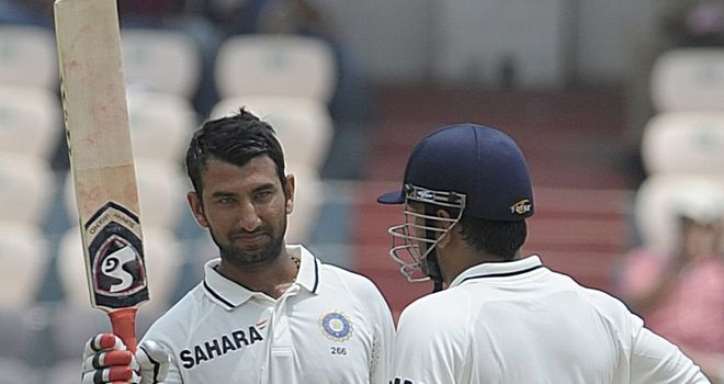 Cheteshwar Pujara: Recorded double century in first Test with England