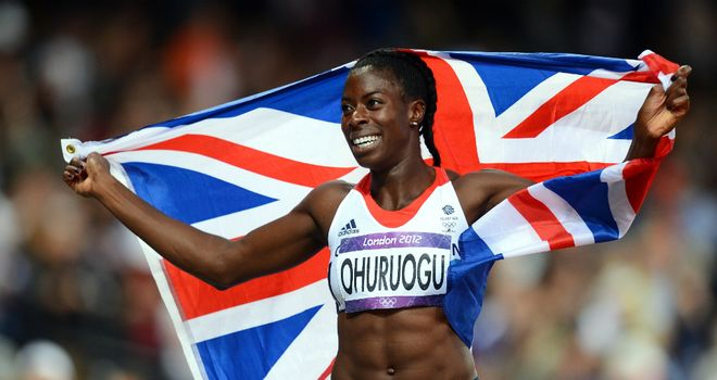 Christine Ohuruogu: Encouraging Diamond League outing in Doha