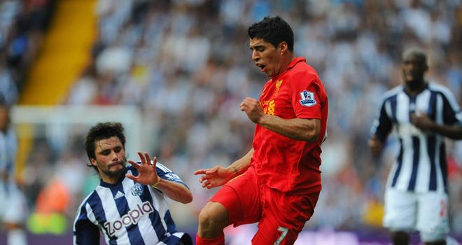 Claudio Yacob: West Brom midfielder sparkled on his debut against Liverpool