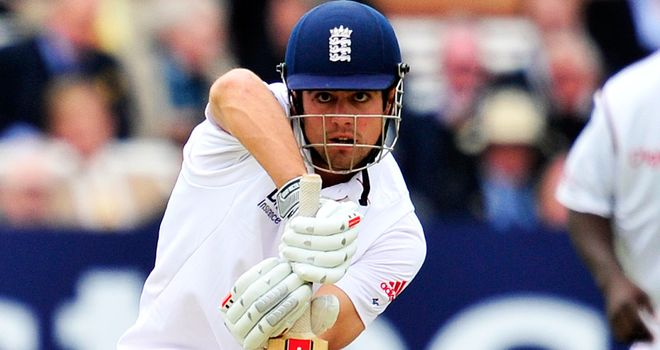 Alastair Cook: Piling on the runs in India