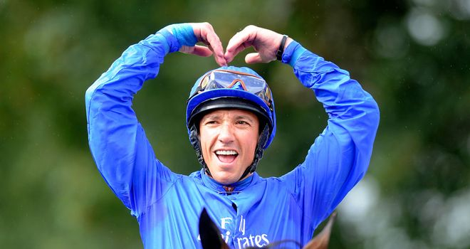 Dettori: Won aboard Retrieve