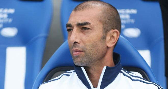 Roberto Di Matteo: Does not expect 'a completely different Chelsea overnight'