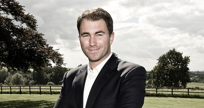 Eddie Hearn: Defeats for Barker and Rees have not de-railed their careers (Pic leighdawneyphotography.com)