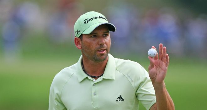 Sergio Garcia: Will be playing in his seventh Ryder Cup.