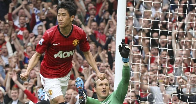 Shinji Kagawa: Has not been satisfied with his form this season