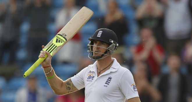 Kevin Pietersen: 6/1 to score a century on first innings back