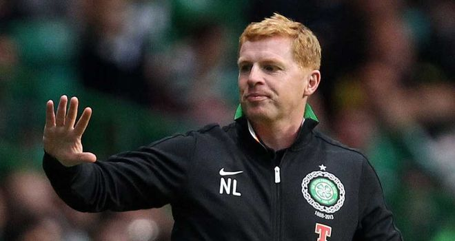Neil Lennon: Pleased with win in Finland