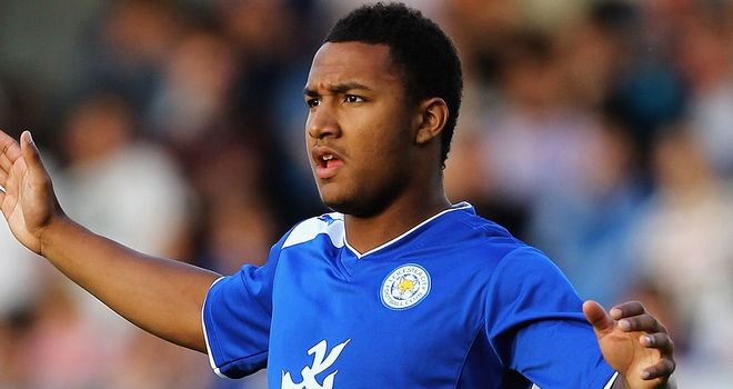 Liam Moore: Attracting interest after impressing for Leicester this season