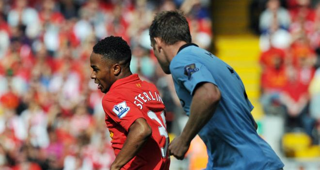 Raheem Sterling: Liverpool teenager impressed Brendan Rodgers against Manchester City