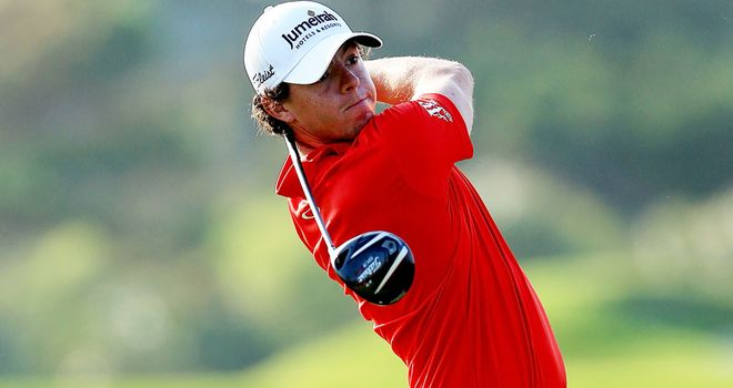 Rory McIlroy: No Major target in mind