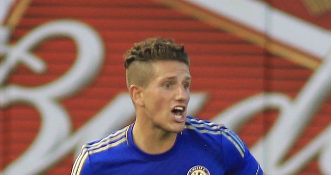 Sam Hutchinson: Chelsea defender is a loan target for Nottingham Forest
