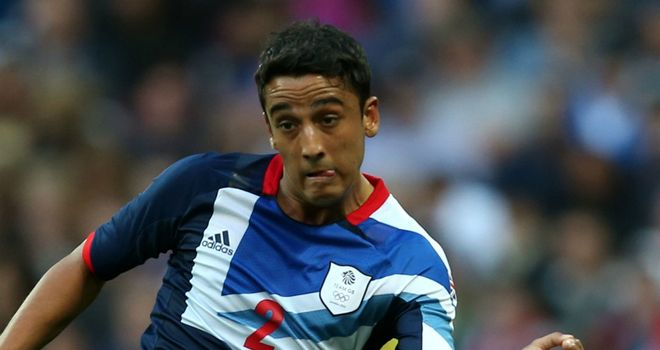 Neil Taylor: Impressing for Team GB at the Olympics