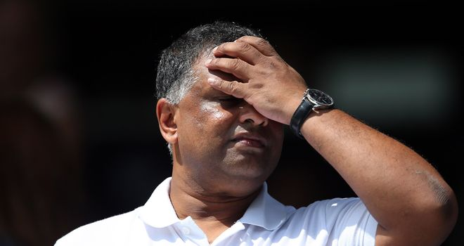 QPR's early-season form has been a headache for owner Tony Fernandes