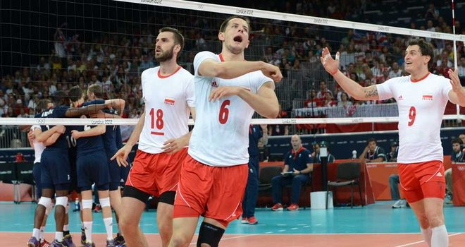 Poland: Beat a spirited Great Britain