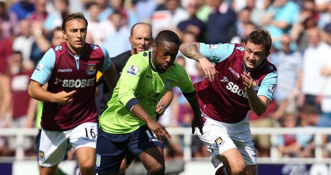 Charles N'Zogbia: Hoping his second season at Aston Villa will be more productive than his first