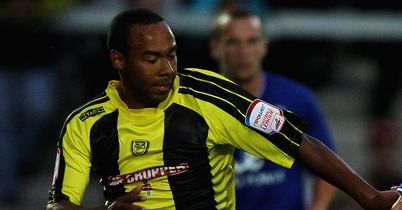 Chris Palmer: In contention for Burton