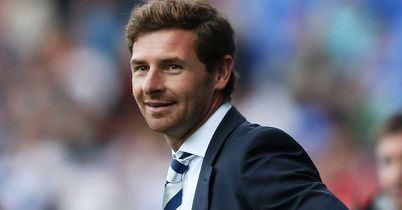 Andre Villas-Boas: Secured his first Premier League win with Spurs in a 3-1 victory at Reading