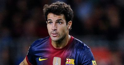 No offers for ace Fabregas
