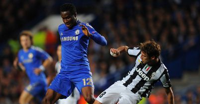 John Obi Mikel: Chelsea midfielder was the subject of racist abuse on Twitter after his mistake against Juventus