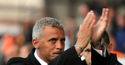 Keith Curle: Has no complaints