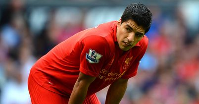 Suarez: Denied blatant penalty
