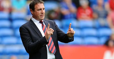 Malky Mackay: Overwhelmed with the home support