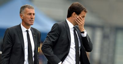 Massimiliano Allegri: Backing from Milan chiefs
