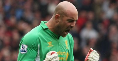 Pepe Reina: Hoping to be back from injury against Everton this weekend