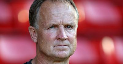 Sean O'Driscoll: Admits Nottingham Forest rode their luck