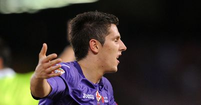 Stevan Jovetic: Struggling for form but Fiorentina do not want to sell