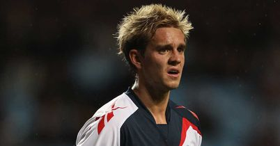 Stuart Holden: Happy to be back