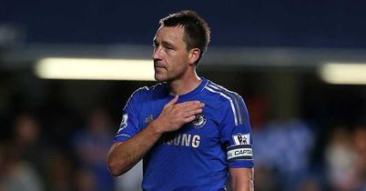 John Terry: Has now issued an apology