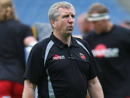 Lyn Jones: Keeping faith for visit of London Irish