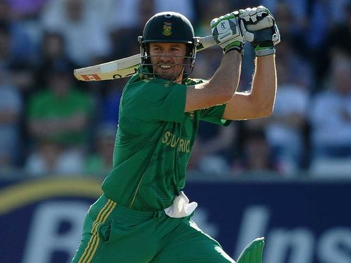 AB de Villiers: Guided South Africa to victory