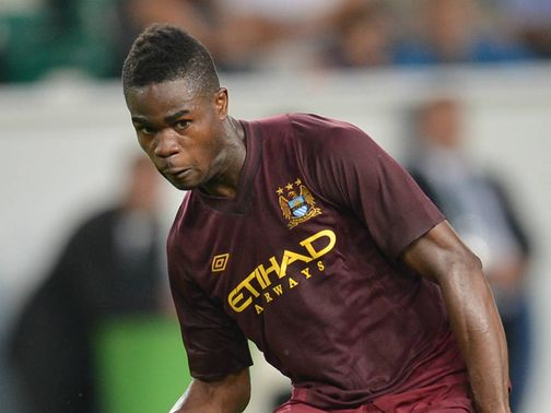 Abdul Razak: Back at Manchester City