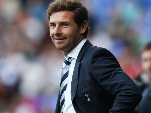 Villas-Boas: Knows the R&#39;s have quality