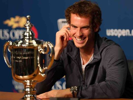 Andy Murray: Welcomed the move to a Monday final