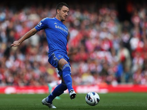 John Terry: Unknown if he is still Chelsea captain