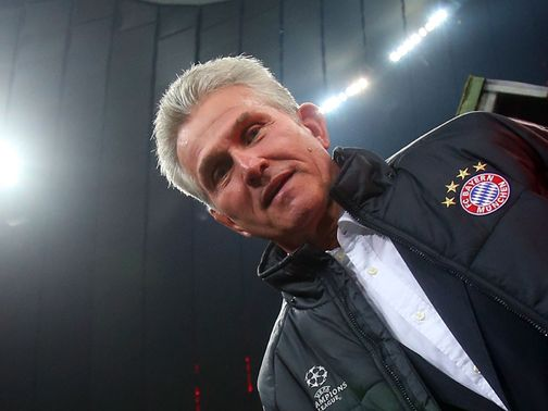 Jupp Heynckes: Linked with Schalke