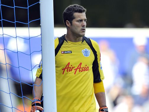 Julio Cesar: Claims he spoke to Arsenal