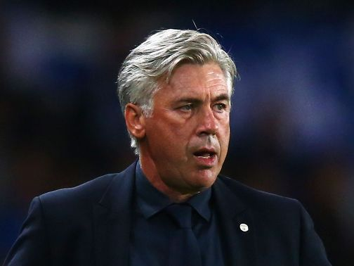 Carlo Ancelotti: Has impressed Al Khelaifi