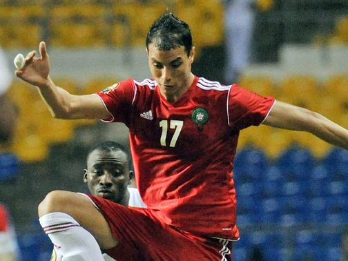 Marouane Chamakh: Missed out on Morocco clash due to virus