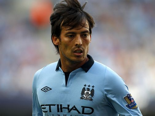 Silva: New deal at Man City