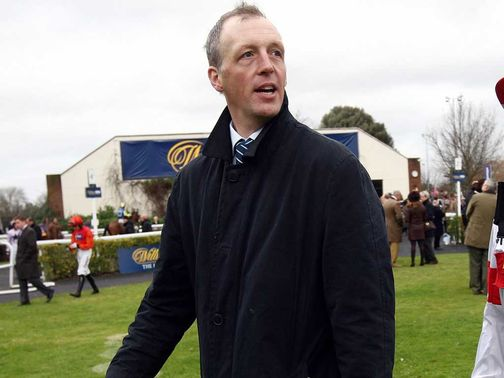 David Pipe: Saddles two at Haydock