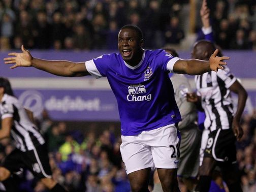 Victor Anichebe: Looking to learn